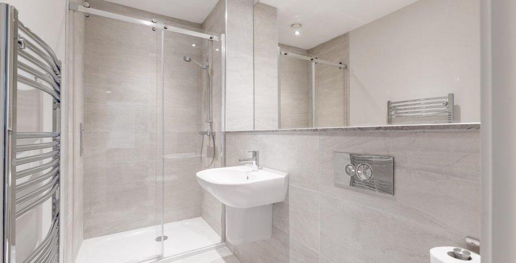 Bathroom in South East London